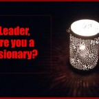 Leader, are you a visionary?