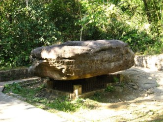 The Balancing Rock